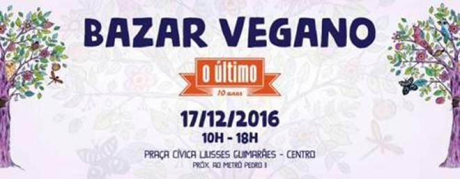 Bazar Vegano despede-se com comemoração em São Paulo