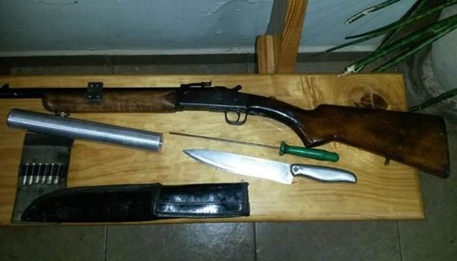 Homem é preso por caçar animais silvestres em Olímpia, SP