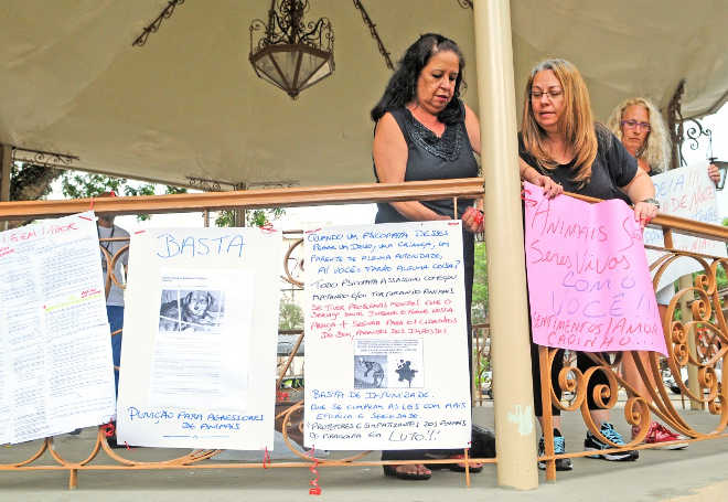 Contra os maus-tratos: grupo quer aplicação de leis em Piracicaba, SP
