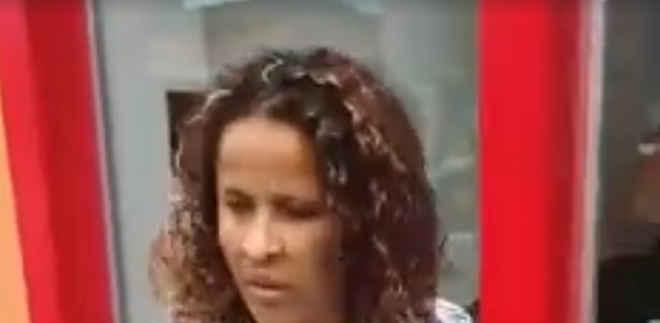 Jovem se revolta com maus-tratos de mulher com seu cão em Leme, SP
