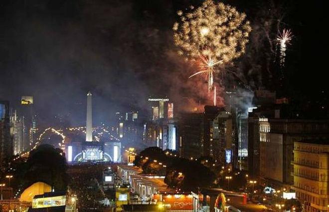 "Buenos Aires reafirma o compromisso de ""pirotecnia zero"""