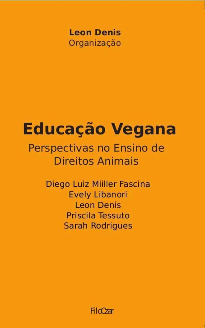 Educador lança coletânea sobre ensino de direitos animais