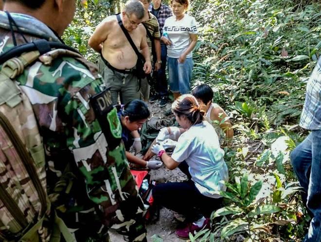 Crocodilo morde turista que fazia selfie na Tailândia