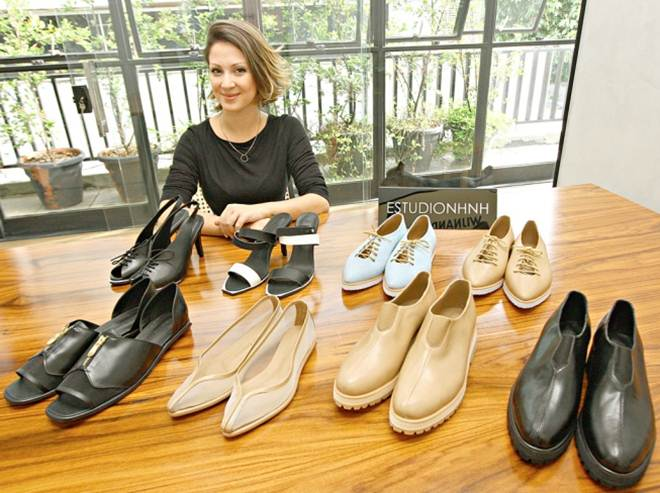 Designer mineira aposta em calçados veganos