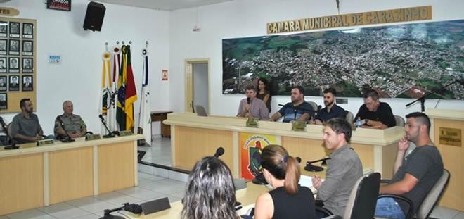 Carazinho (RS) discute política de proteção aos animais
