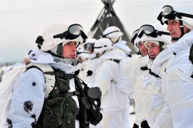 Tropas russas no Ártico passam a explorar renas e cães para puxar trenós