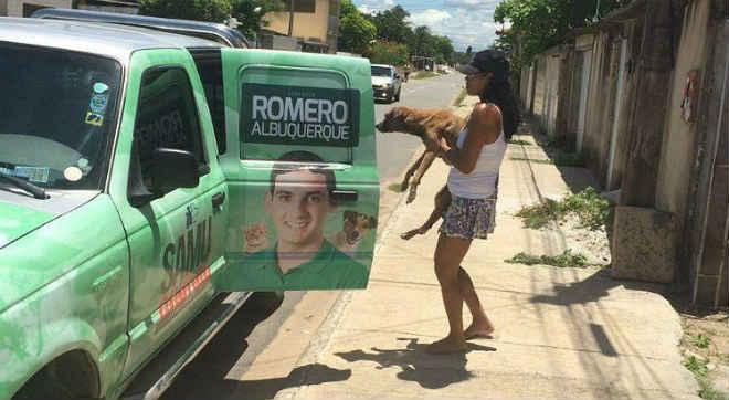 Vereador não espera tramitação de projeto e cria Samu Animal em Recife, PE