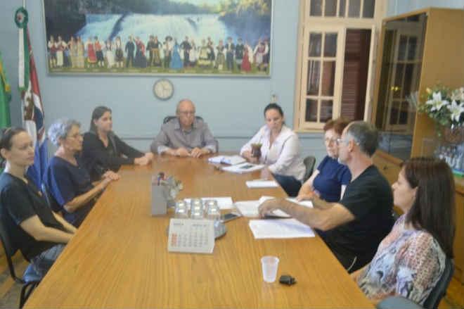Executivo de Ijuí (RS) discute instalação do Centro de Atendimento Animal