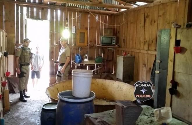 Polícia estoura cativeiro de aves usadas para prática ilegal de rinha em Faxinal dos Guedes, SC