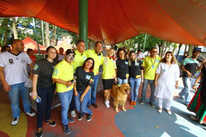 1ª Feira de Adoção Responsável garantiu um novo lar para cães e gatos em Mauá, SP