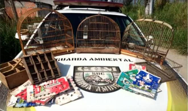 Guardas resgatam mais de 20 animais vítimas de maus-tratos em casa no ABC
