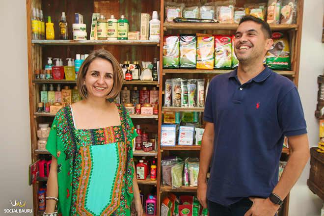 Empresária abre primeira loja voltada para veganos de Bauru e região, em SP