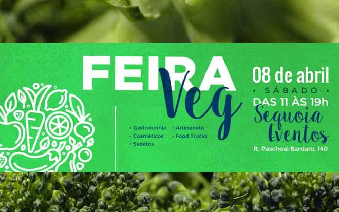 Ribeirão Preto (SP) recebe primeira feira vegana com produtores locais