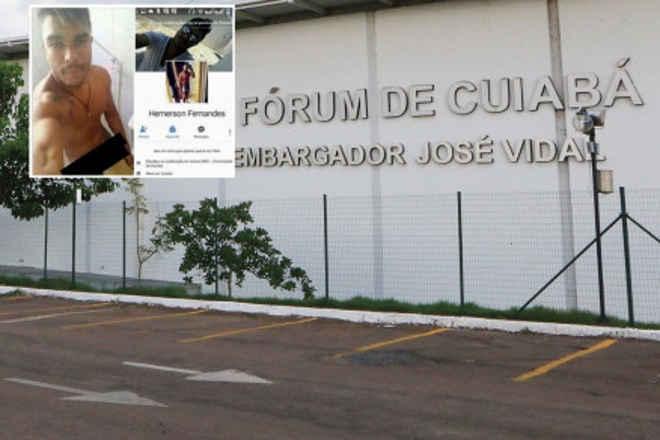Justiça solta estudante que filmou estupro de cadela em Cuiabá, MT