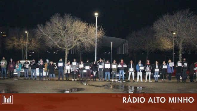 Portugal: Ativistas de Viana alertam para exploração de animais nos circos em frente à Câmara