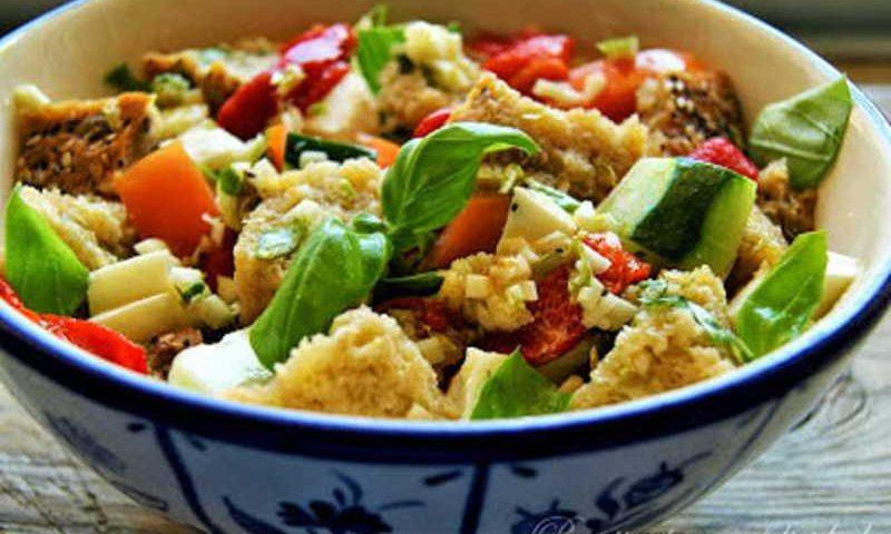 Salada 'Panzanella'