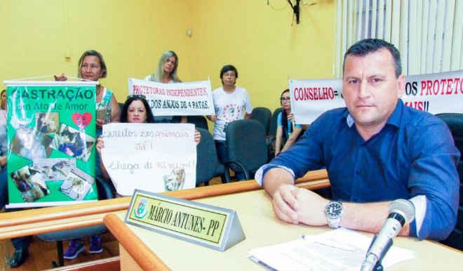 Vereador de Santo Ângelo (RS) propõe espaço para recolhimento de animais de rua