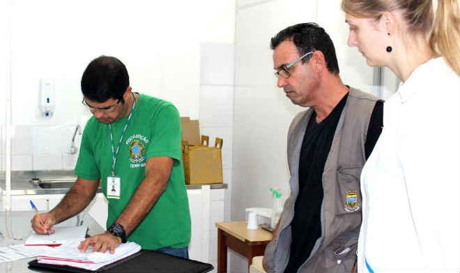 Sala de castração do CCZ de Sapiranga (RS) recebe aprovação do CRMV