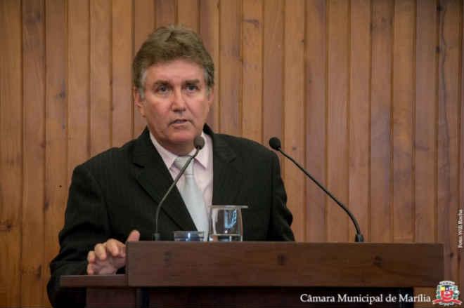 Vereador reitera seu posicionamento contrário aos rodeios em Marília, SP
