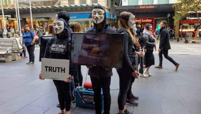 """Nova Zelândia ameaça ativistas por exibição pública do documentário """"Terráqueos"""""""