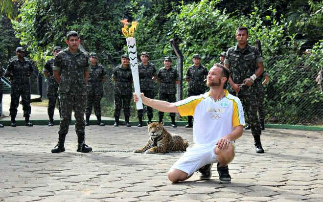 MPF/AM pede arquivamento de ação criminal contra Exército por morte de onça em evento olímpico