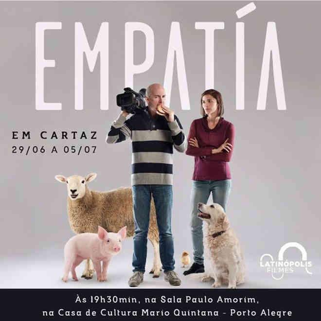 Porto Alegre (RS) é a primeira cidade brasileira a receber documentário espanhol que aborda proteção animal