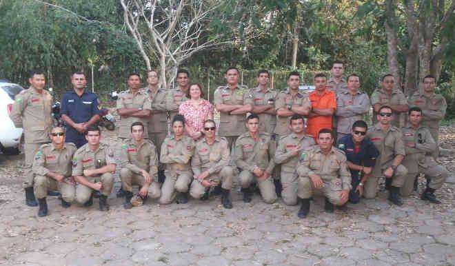 Bombeiros fazem capacitação para resgate de animais silvestres em Rio Branco, AC
