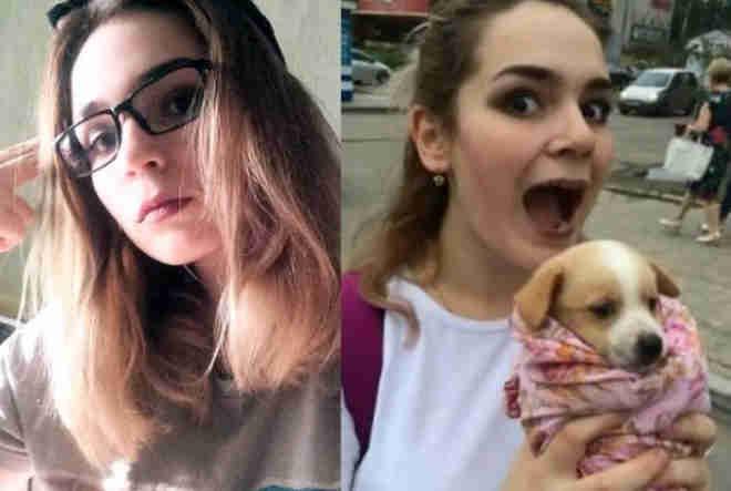 Aliona Savatchenko (direita) e Alina Orlova (esquerda) torturaram e mataram juntas cerca de 15 animais, incluindo gatos e cachorros (Foto: Reprodução Facebook)