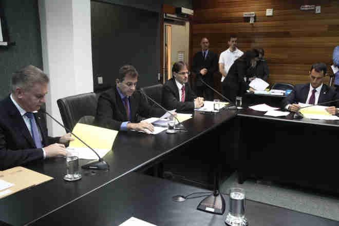 Comissão de Turismo e Meio Ambiente se reuniu na manhã desta quarta-feira (16)
