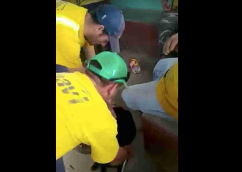 Funcionários que maltrataram cachorro na Costa Rica são demitidos por construtora