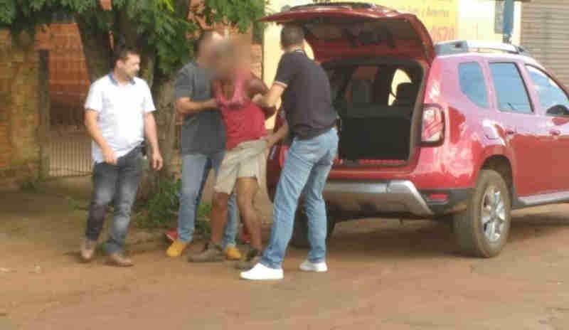 Jovem foi preso na última quinta-feira após matar um cachorro a pauladas