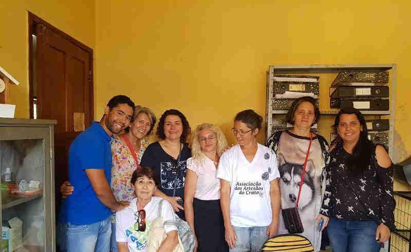 CCZ do Crato (CE) recebe visita de ONG e inicia discussões de políticas públicas voltadas à causa animal