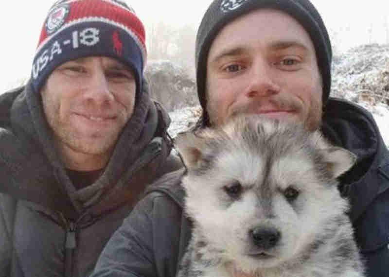 Esquiador olímpico ajuda a encerrar quinta de produção de carne de cão