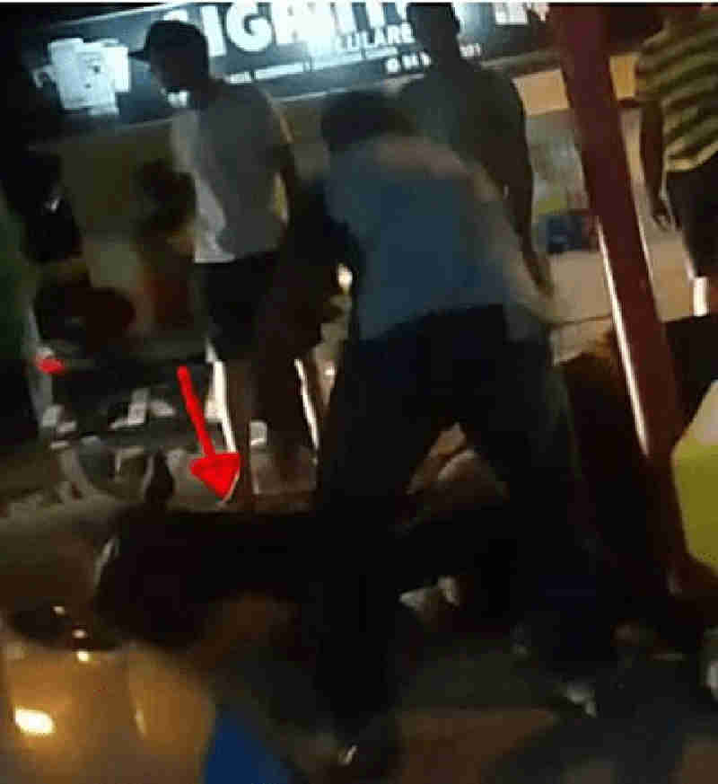 Homem embriagado espanca cavalo em Caicó, RN