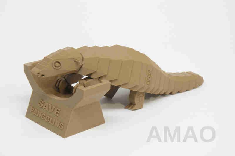 Tecnologia de impressão 3D aumenta conscientização sobre direitos animais