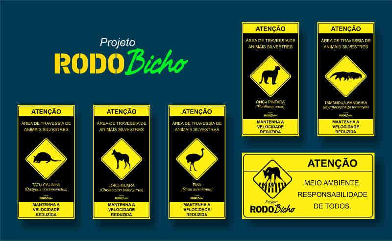 Projeto Rodobicho é implantado em rodovia que liga Corumbá de Goiás ao distrito de Olhos D'Água