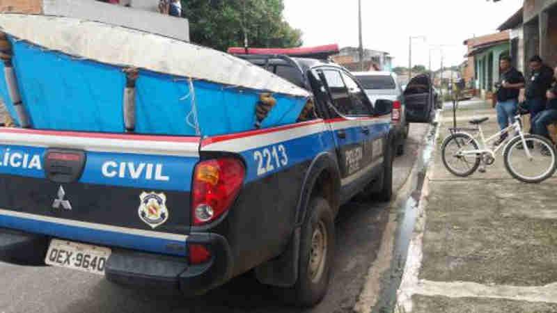 Polícia Civil resgata galos vítimas de maus-tratos e aves silvestres mantidas em cativeiro no PA