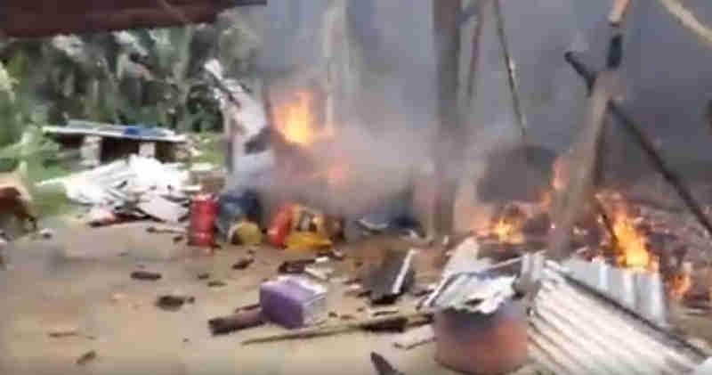 Abrigo de animais vai permanecer em sítio incendiado no bairro São Pedro, em Brusque, SC