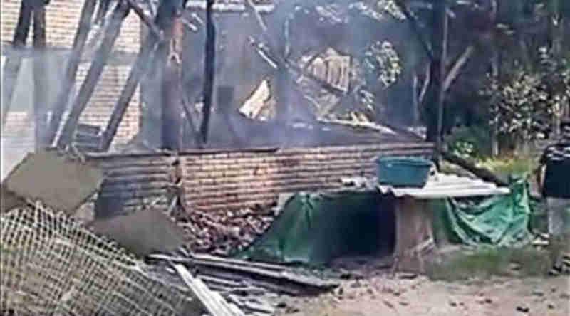 Vaquinha para refazer o abrigo de animais incendiado em Brusque, SC