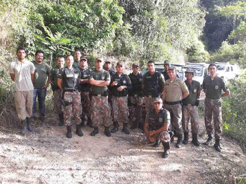 Policias participam de formação sobre manejo de animais silvestres em PE