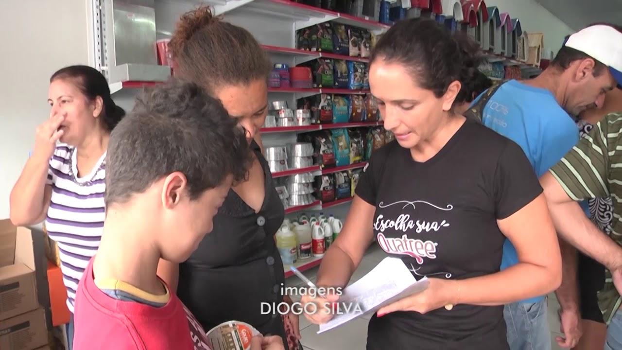 Empresa se une as Ongs de amparo a cães e gatos para realizar projeto 'Feira de Adoção' em Divinópolis, MG