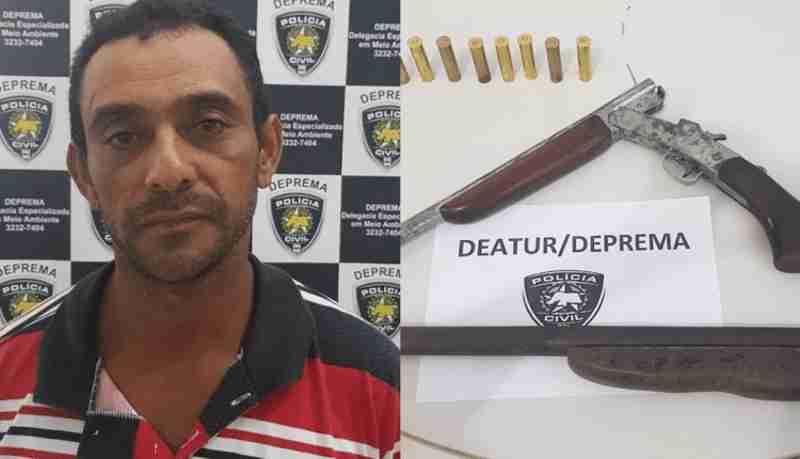 Polícia Civil prende suspeito de ter matado cadela a tiros em Monte Alegre, RN