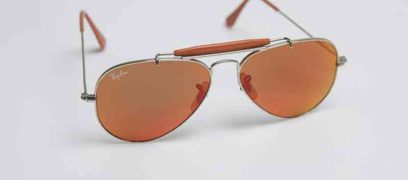 Óculos de Nando Reis