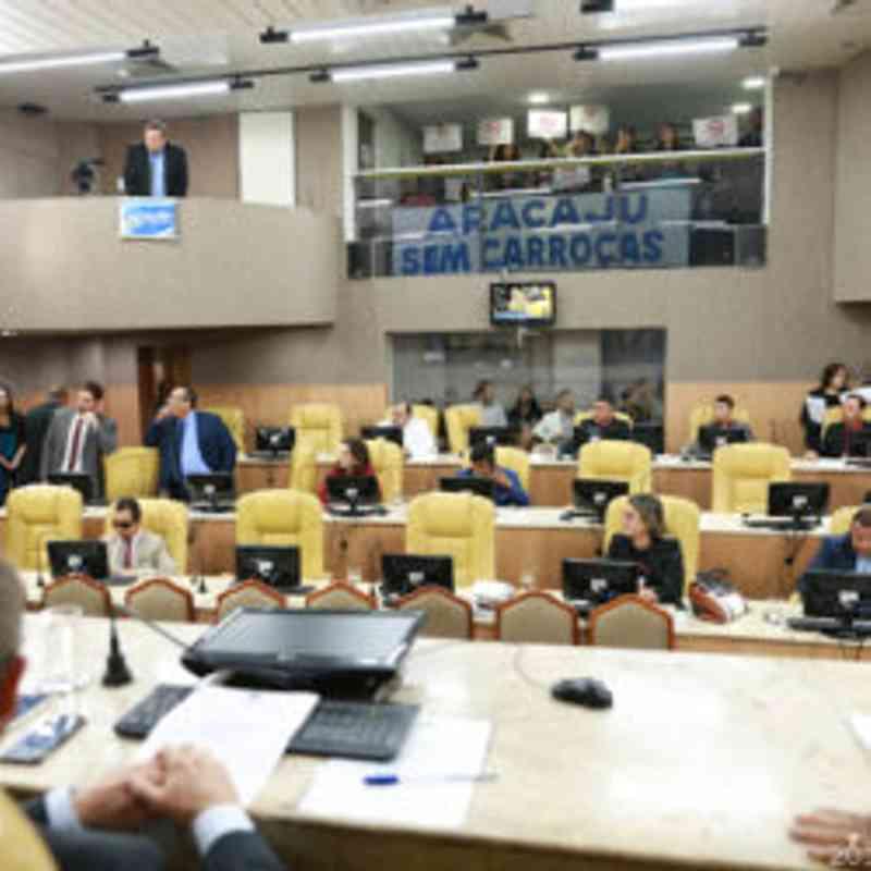 Câmara de Aracaju (SE) aprova em 1ª votação o PL do fim gradativo das carroças