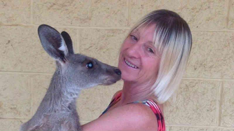 Tratadora de animais selvagens é atacada por canguru e tem pulmão perfurado