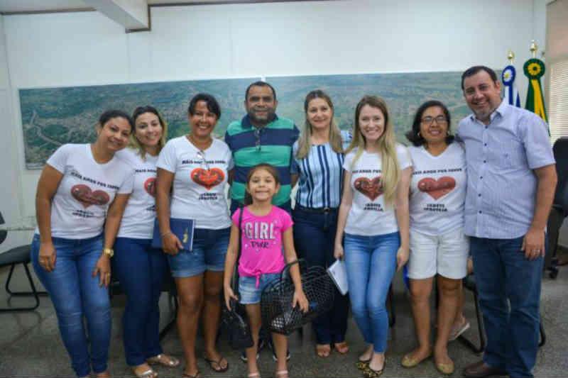 Prefeitura e ONG Abrigo dos Bichos discutem parceria em Aquidauana, MS