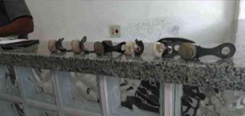 Policia descobre casa onde funcionava rinha de galo em Arujá, SP