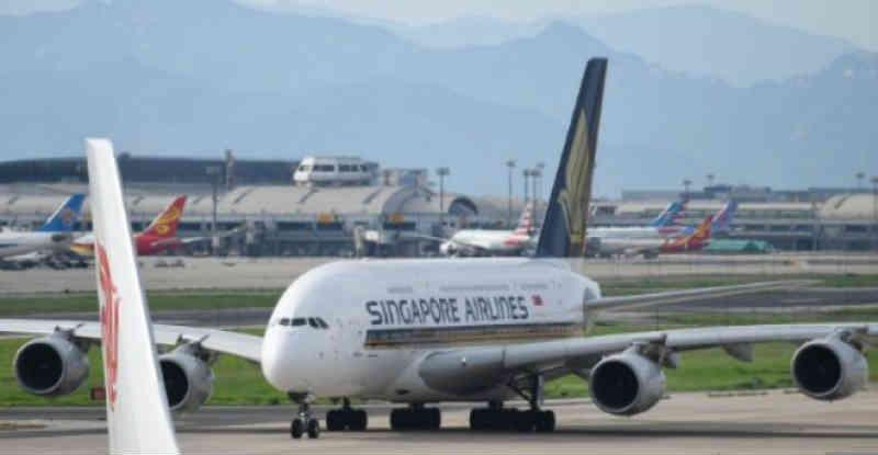 Singapore Airlines proíbe ossos de leão como carga