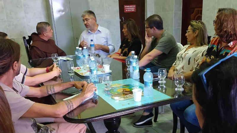 O Santuário de Canindé e o Instituto Luísa Mell tiveram uma reunião no dia 1º de novembro para tratar do assunto. -