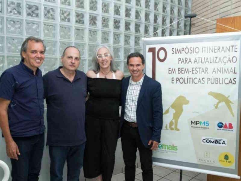 Especialistas propõem política de bem estar animal que inclui Samu para bichos em Campo Grande, MS